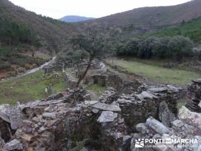 Las Hurdes: Agua y Paisaje;senderismo galicia rutas;senderismo león